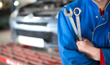 Why do we need a professional mechanic?